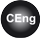 Accredited by CEng