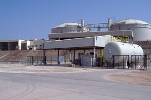 Qatar Petroleum Nitrogen Plant